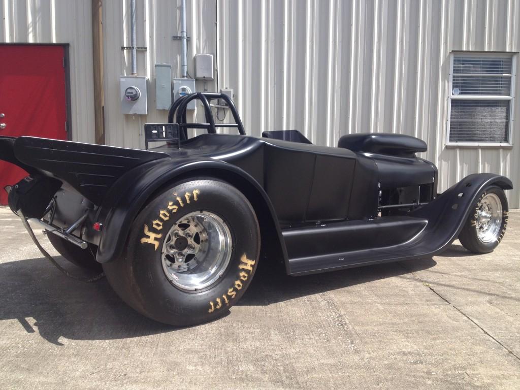 27 Roadster in Satin Black I