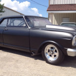 Hot Rod Black Nova
